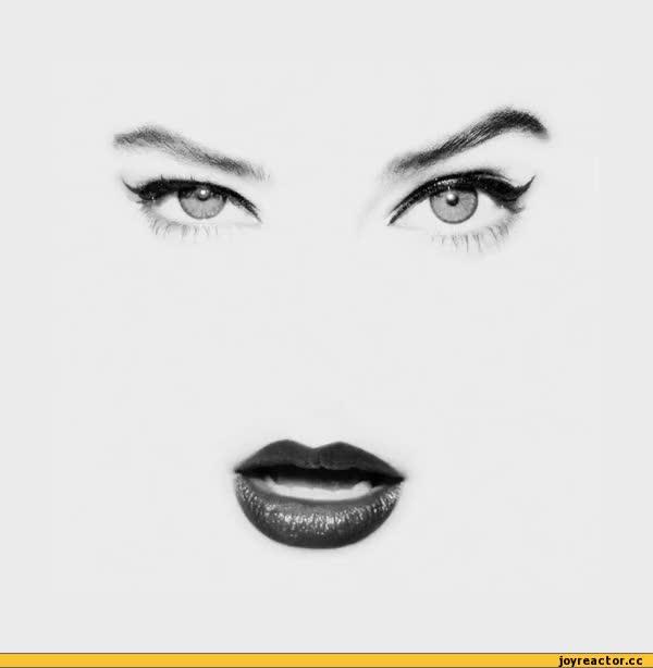 Watch and share Лицо,девушка,ухмылка,гифка,песочница,взгляд GIFs on Gfycat