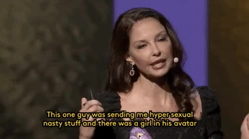 Watch Gifs: TEDWATCH THE VIDEO GIF on Gfycat. Discover more ashley judd GIFs on Gfycat