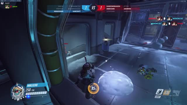 Watch and share Highlight GIFs and Overwatch GIFs by daicheeto on Gfycat
