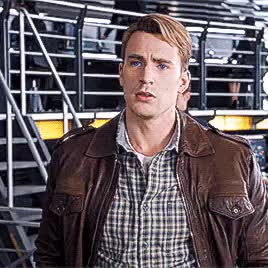 Watch and share Steve Rogers GIFs and Marveledit GIFs on Gfycat