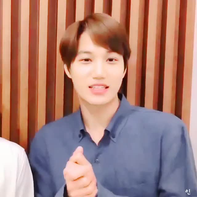 Watch InShot 20190323 171548729 GIF by @kaiqiao on Gfycat. Discover more celebs, exo, kai GIFs on Gfycat