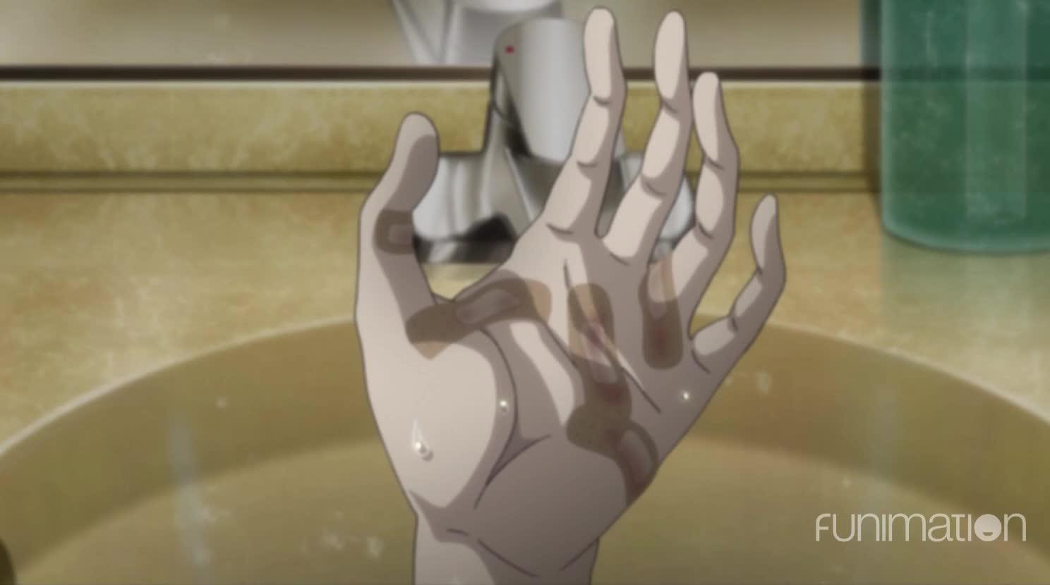 anime, funimation, sci-fi, scifi, steins gate, steins gate 0, steins;gate, steins;gate episode 11, steinsgate, steinsgate 0, getting dizzy GIFs