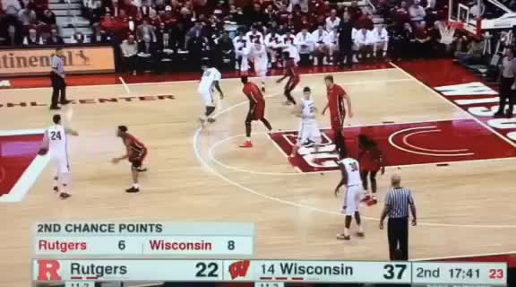 Watch NCAA Spurs Midwest GIF by @poppop.paris11 on Gfycat. Discover more badgers, collegebasketball, wisconsin GIFs on Gfycat