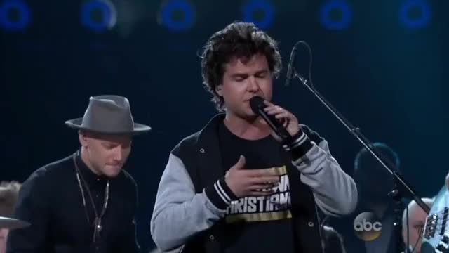 Watch and share Lukas Graham BBmA GIFs on Gfycat