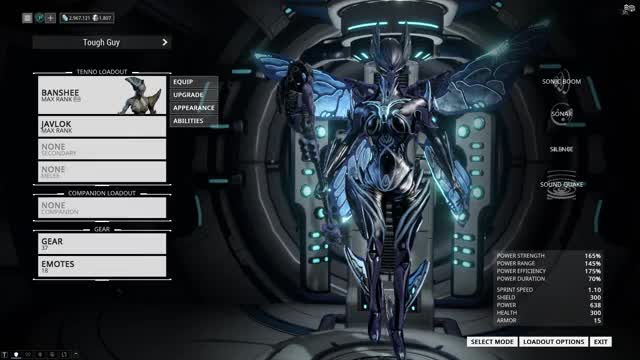 Watch and share Warframe GIFs by hydroxate on Gfycat
