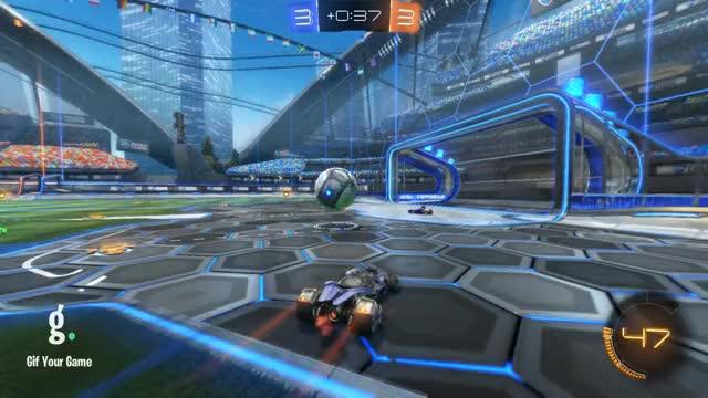Goal 7: ›Gosu‹ Bl4ckGhost