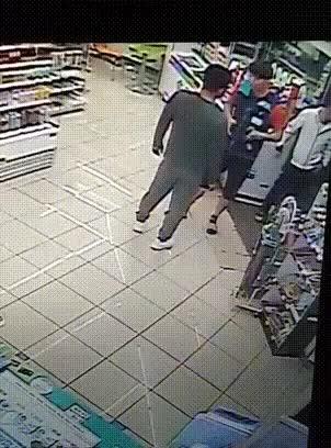 편의점 폭행사건 레전드