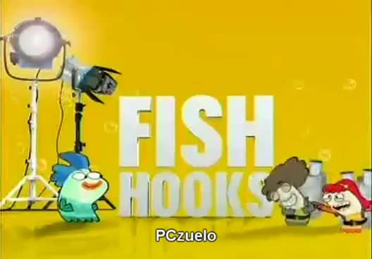 Watch and share Fish Hooks GIFs on Gfycat