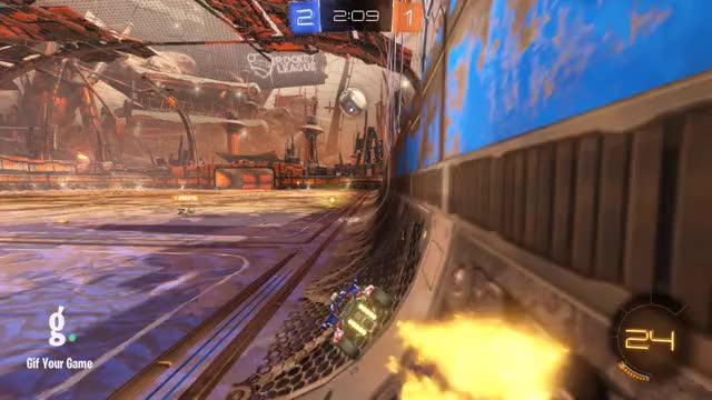 Watch Goal 4: BeK☆ GIF by Gif Your Game (@gifyourgame) on Gfycat. Discover more BeK☆, Gif Your Game, GifYourGame, Goal, Rocket League, RocketLeague GIFs on Gfycat