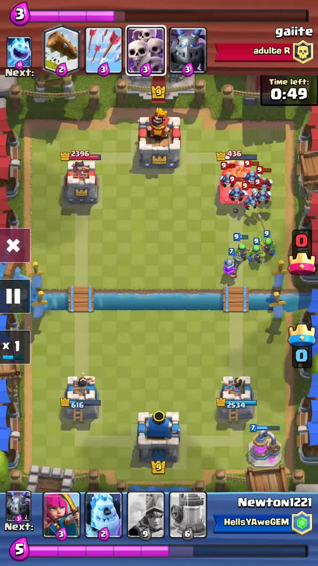 Watch and share Clash Royale GIFs and Clashroyale GIFs by newton1221 on Gfycat