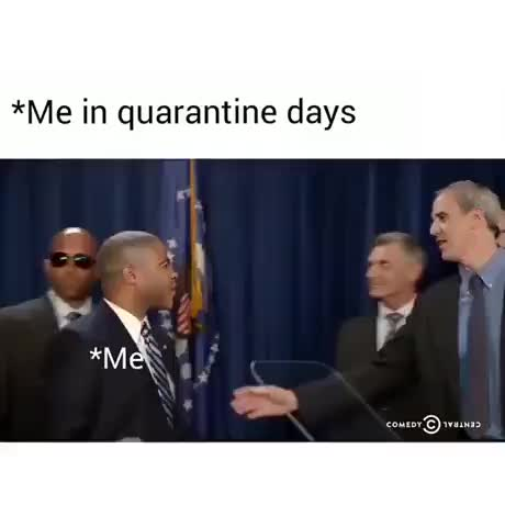Quarantine days - gif