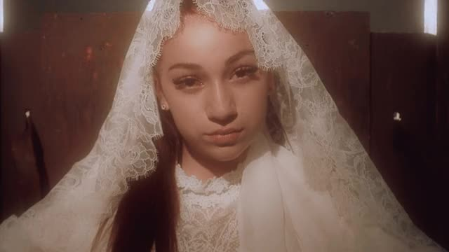 Watch this bhad bhabie GIF by The GIF Smith (@sannahparker) on Gfycat. Discover more angel, bhad bhabie, danielle bregoli, hi bich, music video, sassy GIFs on Gfycat