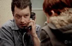 Watch and share Mickey Milkovich GIFs and Ian Gallagher GIFs on Gfycat