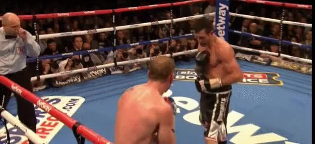 Watch and share Boxing GIFs by Vaanir on Gfycat