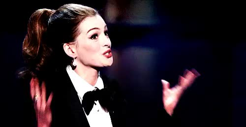 Watch this GIF on Gfycat. Discover more Actress Roleplay, Anne Hathaway, Celebrity AU, Roleplay, alternate universe rp GIFs on Gfycat