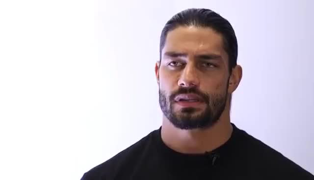 Watch beautiful roman reigns GIF on Gfycat. Discover more related GIFs on Gfycat
