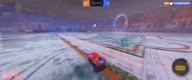 Watch Snowday reversing goal GIF on Gfycat. Discover more RocketLeague GIFs on Gfycat
