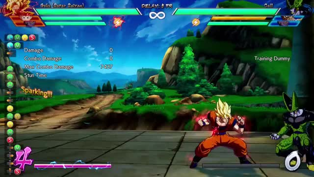 Watch DRAGON BALL FIGHTERZ (654) GIF by @bahptist on Gfycat. Discover more Dragon Ball FighterZ, dbfz GIFs on Gfycat