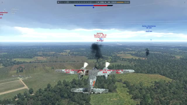"Watch ""Tail Strike"" GIF by @zinzinzibidi on Gfycat. Discover more warthunder GIFs on Gfycat"