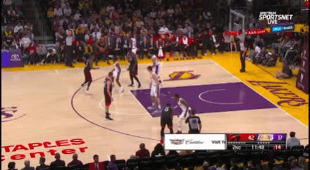 vs lakers spain 2 GIFs