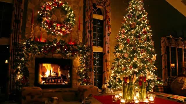 Watch and share Christmas. Рождество. Футаж. 1 Час GIFs on Gfycat