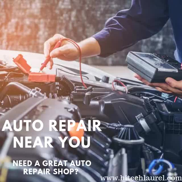 Watch and share AUTO REPAIR NEAR YOU GIFs by Hi-Tech Auto Repair on Gfycat