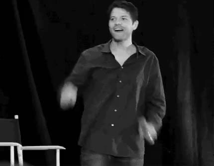 Watch and share I Love You Misha GIFs and Im Fall In Love GIFs on Gfycat
