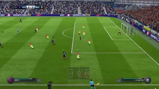 Watch Kai  GIF by Xbox DVR (@xboxdvr) on Gfycat. Discover more FIFA18, Smudger446, xbox, xbox dvr, xbox one GIFs on Gfycat