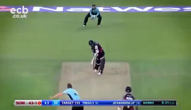 HIGHLIGHTS - NatWest T20 Blast v Somerset at the Kia Oval GIF   Find
