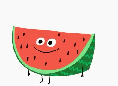 Watch and share Watermelon GIFs and Afraid GIFs by Reactions on Gfycat
