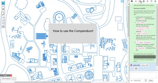 Roll20 5E How to Use Compendium GIF | Find, Make & Share