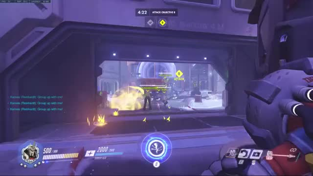 Watch and share Overwatch GIFs by kanvas on Gfycat