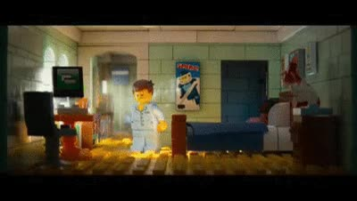 Watch and share Jumping Jacks LEGO Movie GIFs on Gfycat
