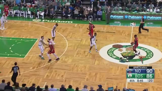 Watch and share Boston Celtics GIFs and Basketball GIFs by Defensive Master _ Allen on Gfycat