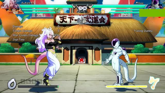 Watch and share Android 21 5.6K 1 Assist GIFs by Hero on Gfycat