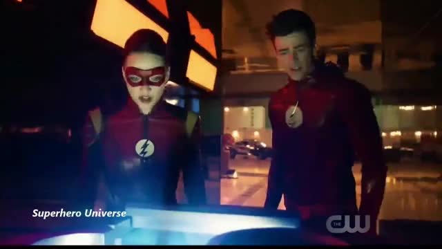 Watch The Flash 4x15 Jessie and Jay come to help Barry GIF on Gfycat. Discover more related GIFs on Gfycat