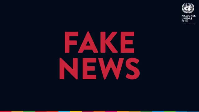Watch and share Fake News - UNESCO 1 1 GIFs on Gfycat