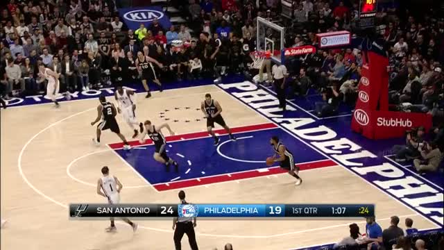 Watch and share Mills No Look Assist GIFs by Ben Mallis on Gfycat