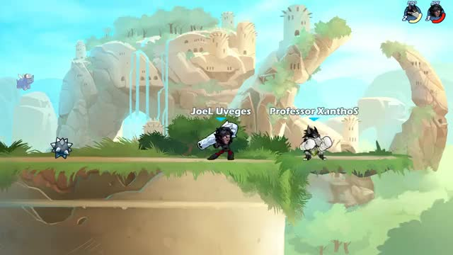 Watch and share Brawlhalla GIFs by joeluveges on Gfycat