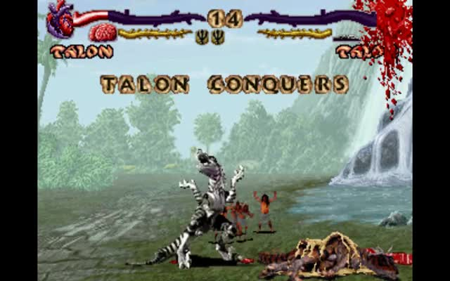 Watch and share Playthrough GIFs and Primal Rage GIFs on Gfycat