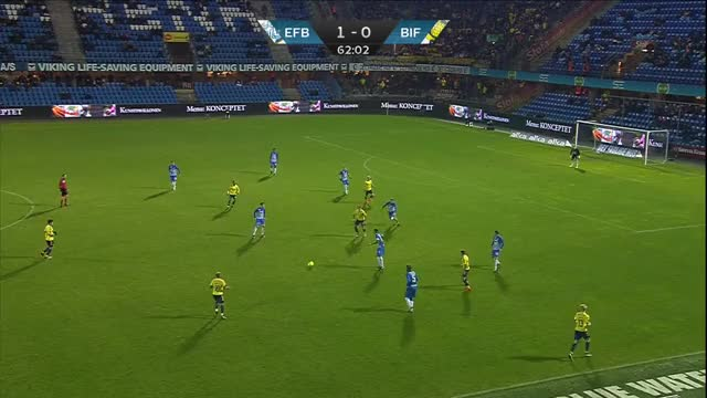 Watch and share Esbjerg-fb-brondby-if-4-12-2016-1-video GIFs on Gfycat