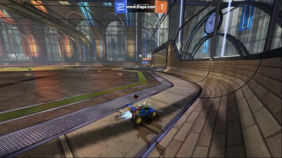 RocketLeague, rocketleague, Nice Dribble Nice Finish GIFs
