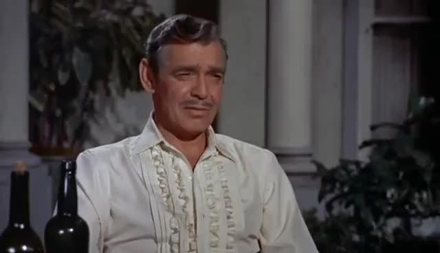 Watch and share Rhett Butler GIFs on Gfycat