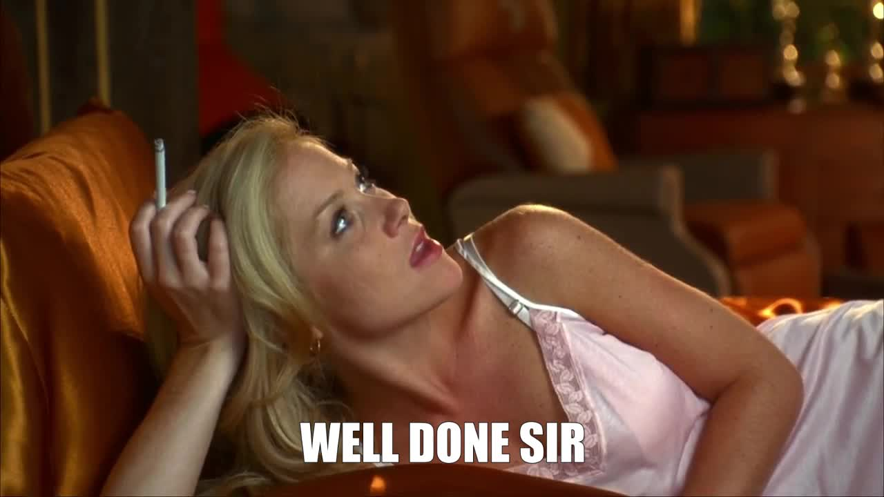 anchorman, christina applegate, good job, great job, ron burgundy, sex, sexual intercourse, veronica corningstone, well done, will ferrell, Well Done Sir GIFs
