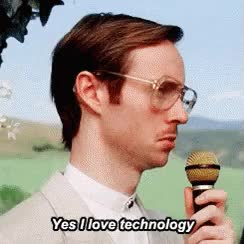 Watch and share Napoleon Dynamite GIFs and Technology GIFs on Gfycat