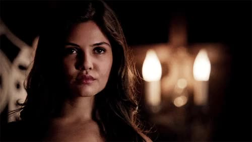 Watch and share Danielle Campbell The Originals Gif GIFs on Gfycat