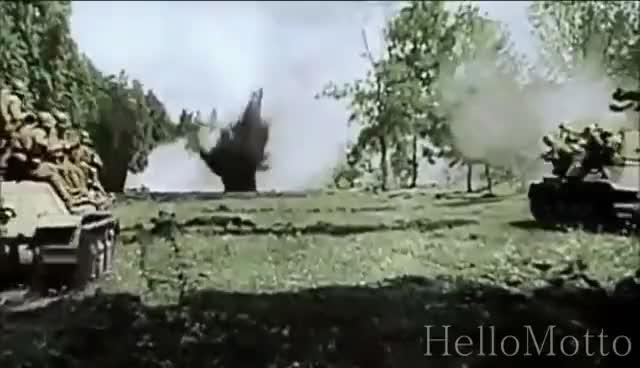 Watch and share Soviet Army Footage WW2 GIFs on Gfycat