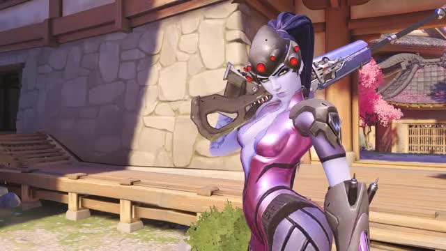 Watch castuh2 GIF by @castuh on Gfycat. Discover more Castuh, Hs, Widowmaker, overwatch GIFs on Gfycat