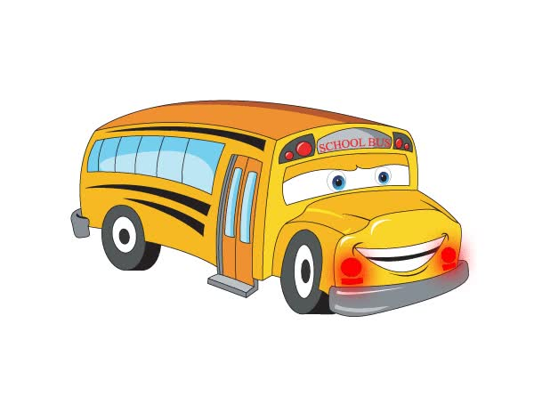 Watch and share Schoolbus animated stickers on Gfycat