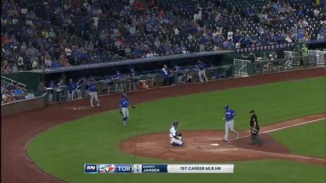 Watch 2018-08-14 19-03-47 GIF by Lightpulse (@lightpulse) on Gfycat. Discover more Toronto Blue Jays, baseball GIFs on Gfycat